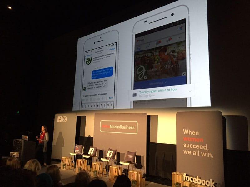 She Means Business Facebook Event - Speaker
