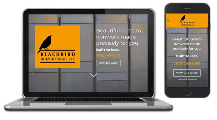 Blackbird Iron & Design Project