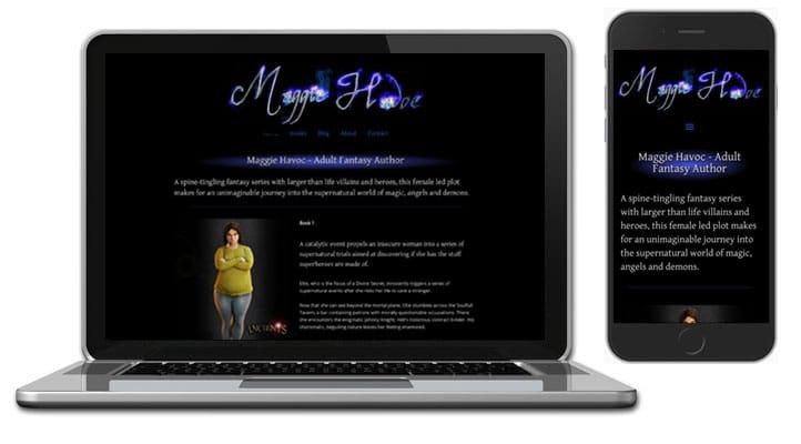 Maggie Havoc Website